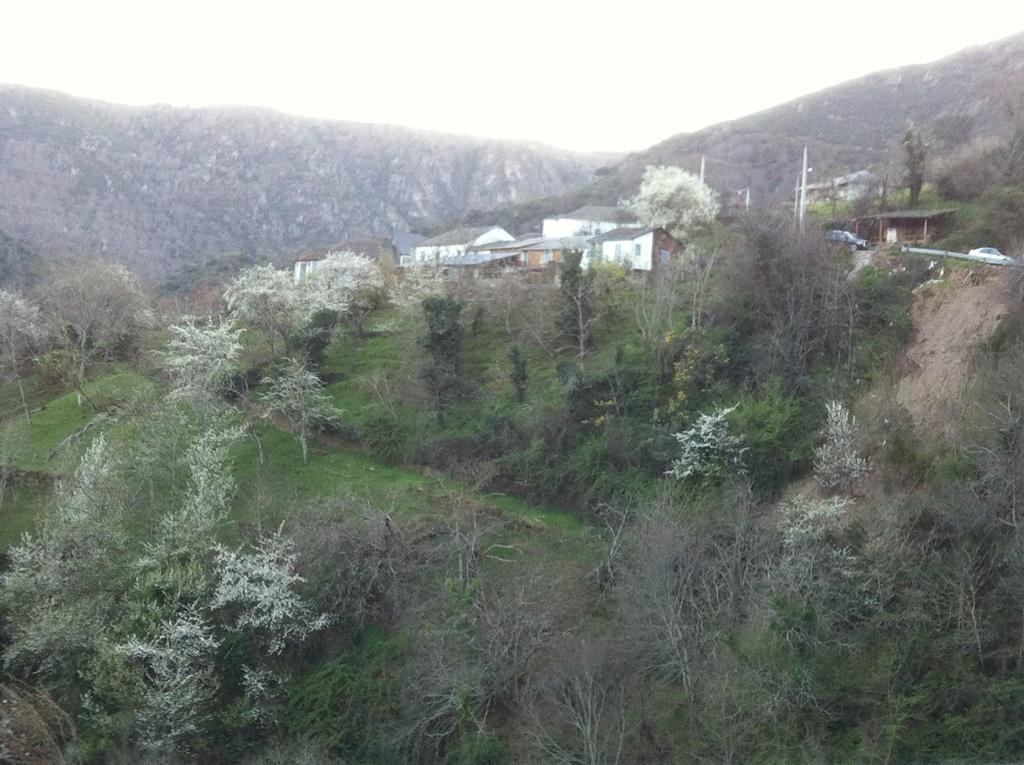 Vista desde Os Vales